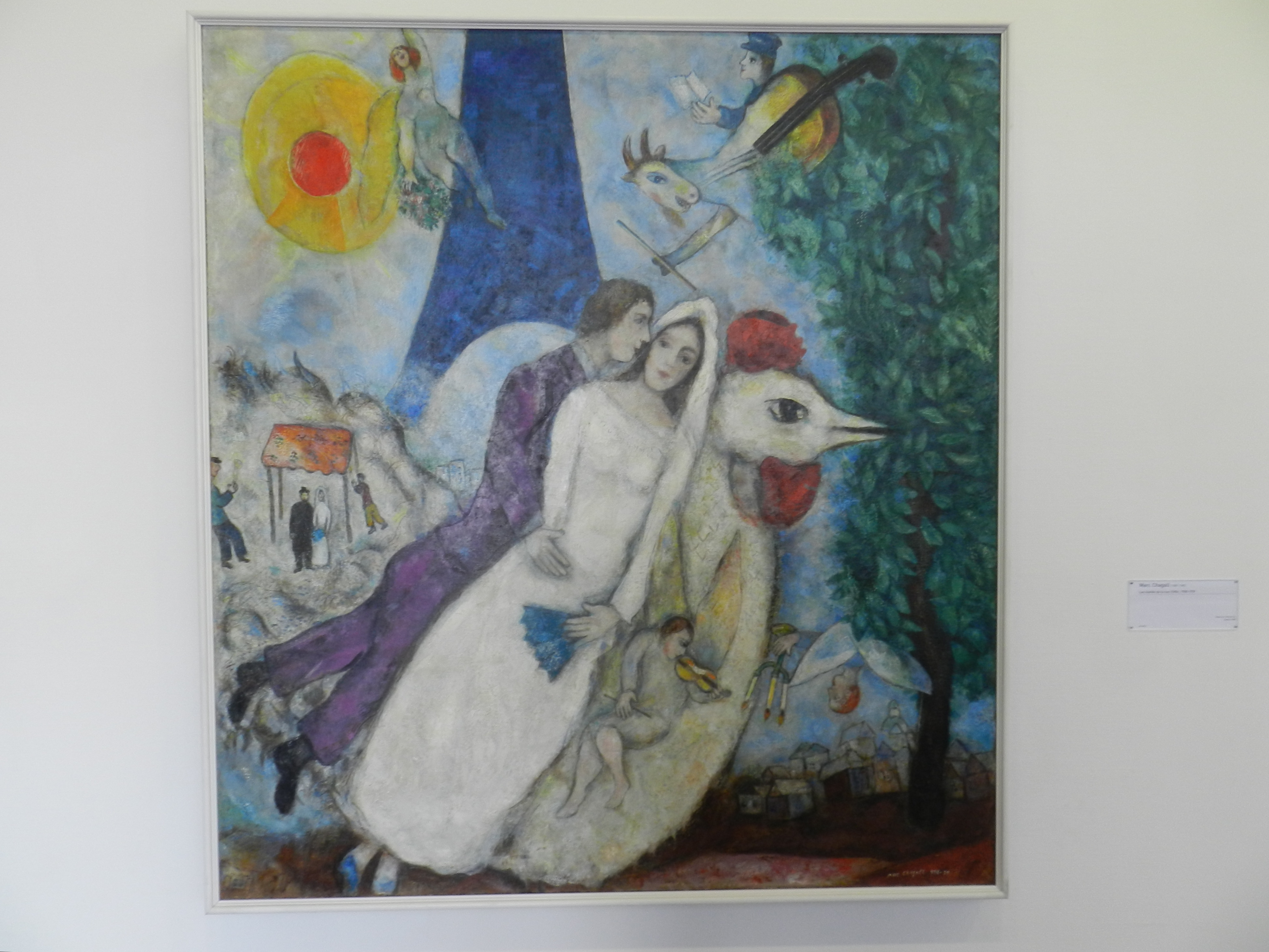 Marc Chagall The Colour Of Love Reviewed By Shanna Lee Mumm