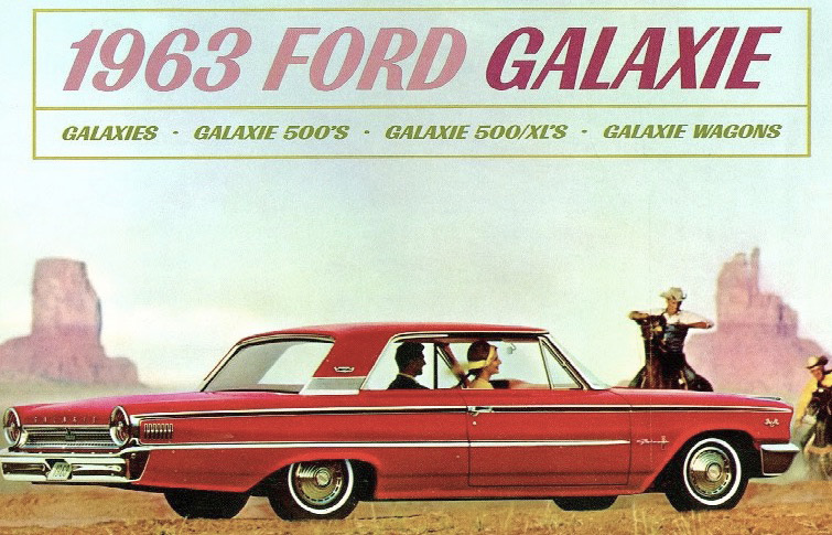 Figure 1: Advertisement for 1963 Ford Galaxie