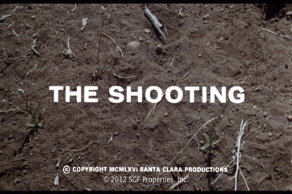 Figure 2: The Shooting-title card