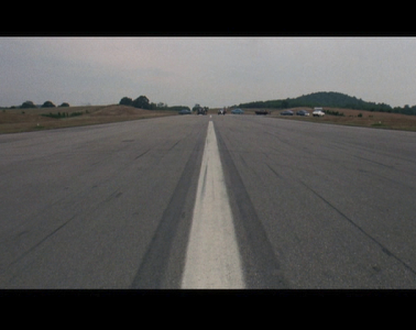 Figure 6: Two Lane Blacktop-Establishing shot, final sequence