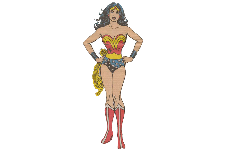 Wonder Woman S Costume As A Site For Feminist Debate Imaginations